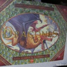 Libros de segunda mano: DRAGONES 3D. Lote 157228558