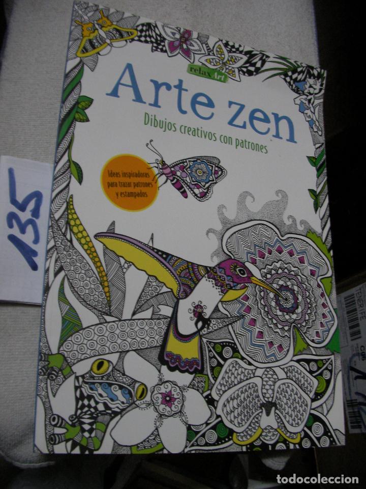 ARTE ZEN (Libros de Segunda Mano - Pensamiento - Otros)