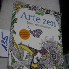 Libros de segunda mano: ARTE ZEN. Lote 157232534