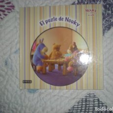 Libros de segunda mano: EL PUZLE DE NOUKY;EVEREST 2009. Lote 157346378