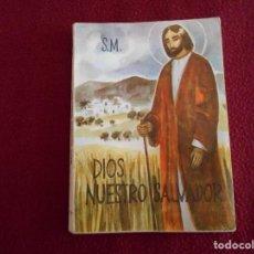 Libros de segunda mano: LIBRO DE COLEGIO DIOS NUESTRO SALVADOR EDICIONES SM AÑO DE 1967. Lote 157390638