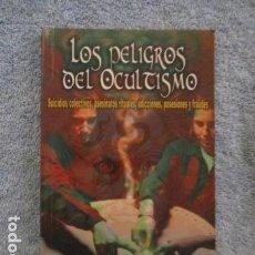 Livres d'occasion: LOS PELIGROS DEL OCULTISMO - MANUEL CARBALLAL - BIBLIOTECA AÑO CERO. Lote 157505610