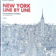 Libros de segunda mano: NEW YORK. LINE BY LINE. ROBINSON.. Lote 157578926