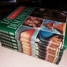 Libros de segunda mano: LO DESCONOCIDO - DOCTOR FERNANDO JIMÉNEZ DEL OSO. Lote 157770982