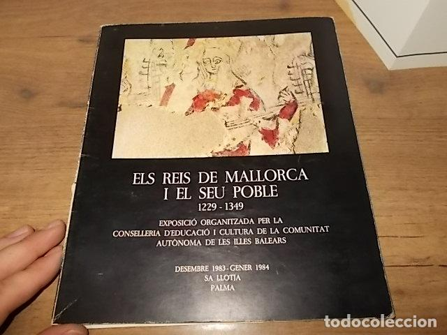 Libros de segunda mano: ELS REIS DE MALLORCA I EL SEU POBLE (1229-1349) .SA LLOTJA. 1983. ARBRE GENEALÒGIC DE LA DINASTIA.. - Foto 2 - 157774482