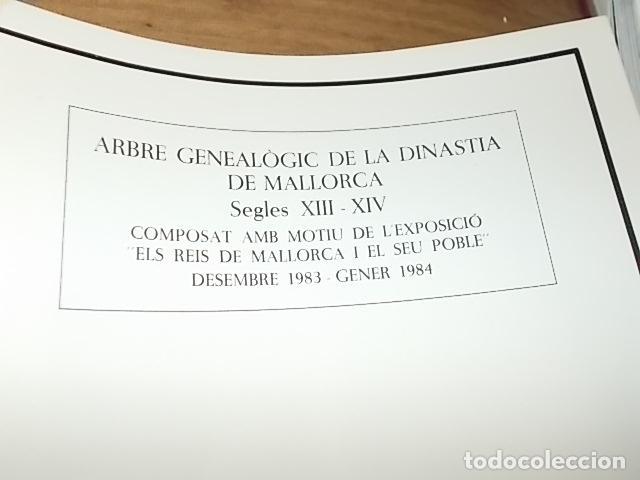 Libros de segunda mano: ELS REIS DE MALLORCA I EL SEU POBLE (1229-1349) .SA LLOTJA. 1983. ARBRE GENEALÒGIC DE LA DINASTIA.. - Foto 20 - 157774482