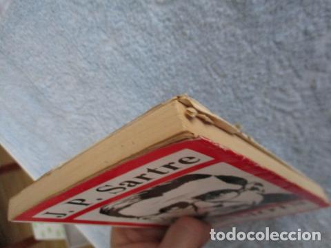 Libros de segunda mano: ELS MOTS - J.P.SARTRE - EDITORIAL AYMA SA -1968 - EDICIONS PROA - Foto 3 - 157863298