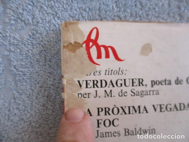 Libros de segunda mano: ELS MOTS - J.P.SARTRE - EDITORIAL AYMA SA -1968 - EDICIONS PROA - Foto 11 - 157863298