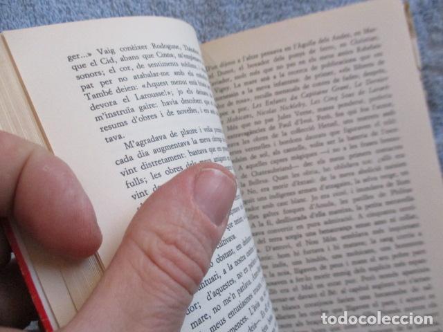Libros de segunda mano: ELS MOTS - J.P.SARTRE - EDITORIAL AYMA SA -1968 - EDICIONS PROA - Foto 14 - 157863298