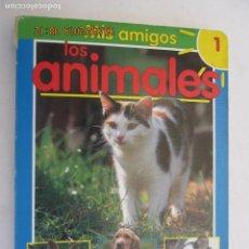 Libros de segunda mano: MIS AMIGOS LOS ANIMALES 1 - ED. TODOLIBRO 2000. . Lote 157874870