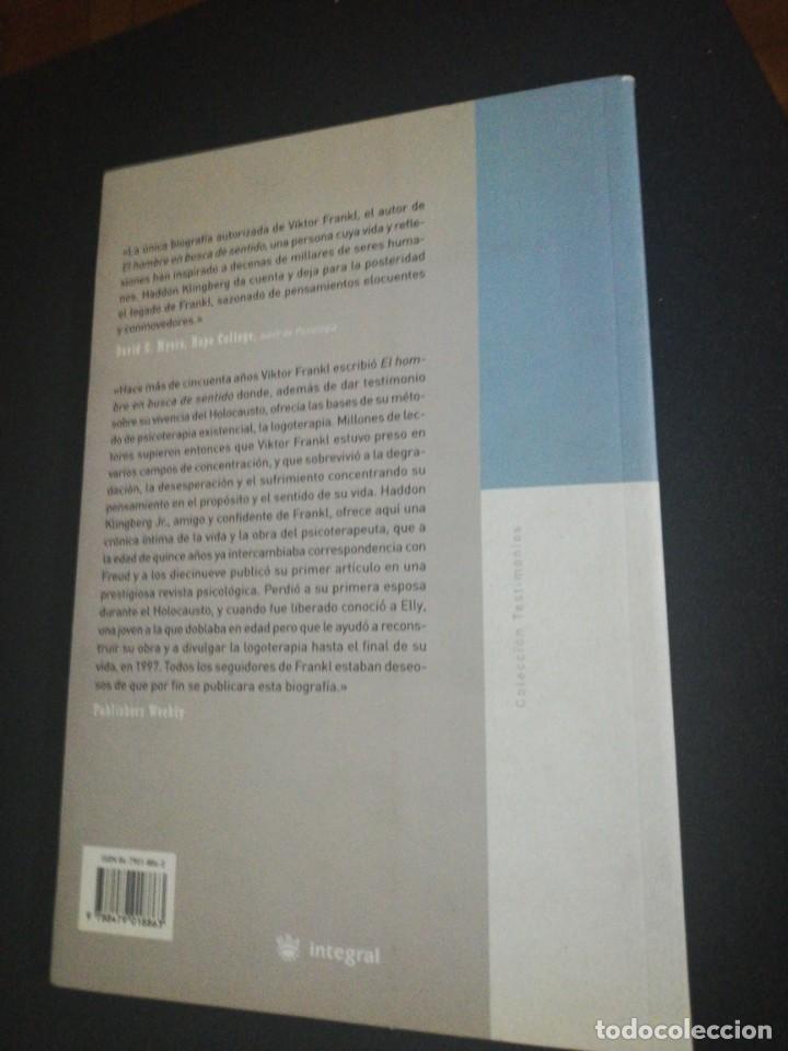 Libros de segunda mano: Haddon klingberg jr., la llamada de la vida - Foto 3 - 157881542