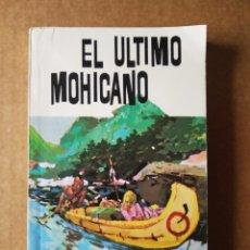 Libros de segunda mano: EL ÚLTIMO MOHICANO, DE J. FENIMORE COOPER (RAMÓN SOPENA, 1974). 384 PÁGINAS.. Lote 157913952