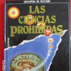 Libros de segunda mano: LAS CIENCIAS PROHIBIDAS Nº 3 - MAGIA LOS PODERES SECRETOS - ENCICLOPEDIA DEL OCULTISMO - QUORUM . Lote 157937182