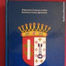 Libros de segunda mano: HISTORIA DE OLEIROS-FERNANDO CABANAS LOPEZ.. Lote 157938402