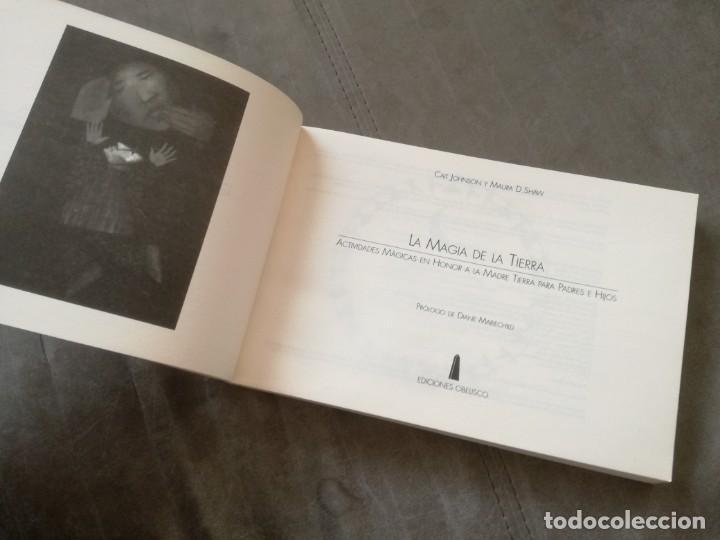 Libros de segunda mano: LA MAGIA DE LA TIERRA, ACTIVIDADES MÁGICAS EN HONOR DE LA MADRE TIERRA PARA PADRES E HIJOS - Foto 2 - 157952046