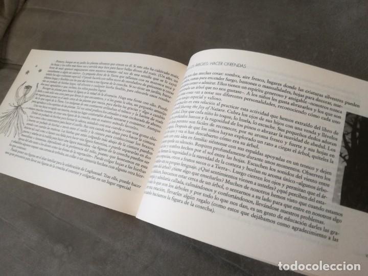 Libros de segunda mano: LA MAGIA DE LA TIERRA, ACTIVIDADES MÁGICAS EN HONOR DE LA MADRE TIERRA PARA PADRES E HIJOS - Foto 4 - 157952046