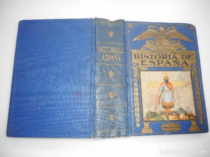 AGUSTÍN BLÁNQUEZ FRAILE HISTORIA DE ESPAÑA Y93289 (Libros de Segunda Mano - Historia - Otros)