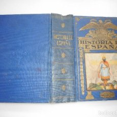 Libros de segunda mano: AGUSTÍN BLÁNQUEZ FRAILE HISTORIA DE ESPAÑA Y93289. Lote 158122542