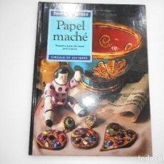Libros de segunda mano: SUSANNE HAINES PAPEL MACHÉ Y93290. Lote 158122718