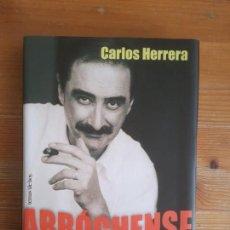 Libros de segunda mano: IMAGEN DEL VENDEDOR ABRÓCHENSE LOS CINTURONES HERRERA, CARLOS TEMAS DE HOY (2003) 237PP. Lote 158241546