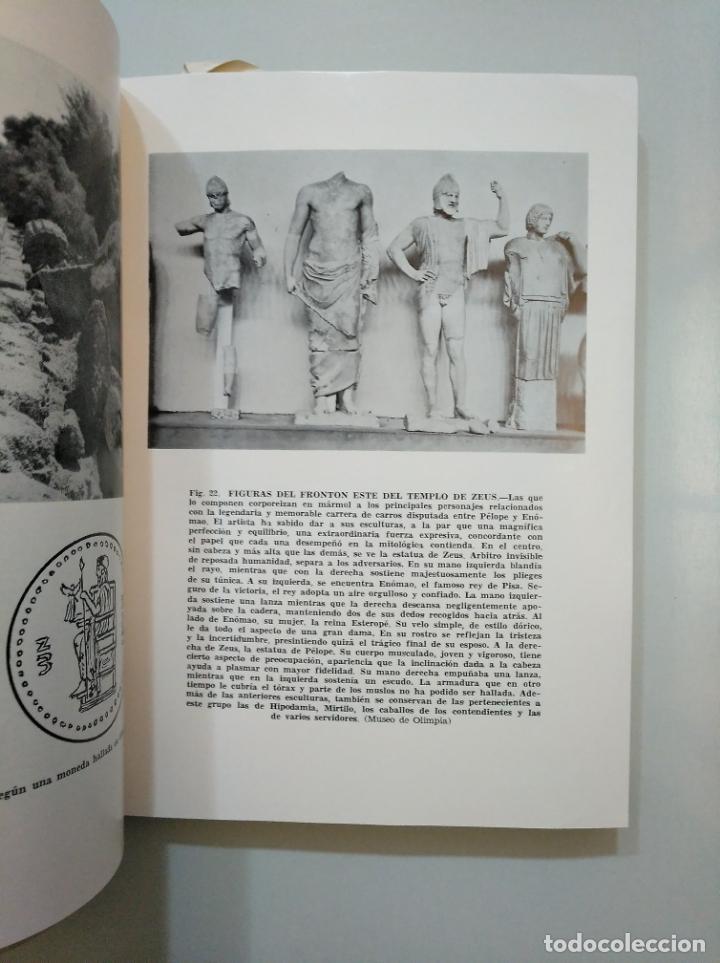 Libros de segunda mano: LOS JUEGOS OLÍMPICOS ANTIGUOS. - DURÁNTEZ CORRAL, CONRADO. TDKLT - Foto 2 - 158302918
