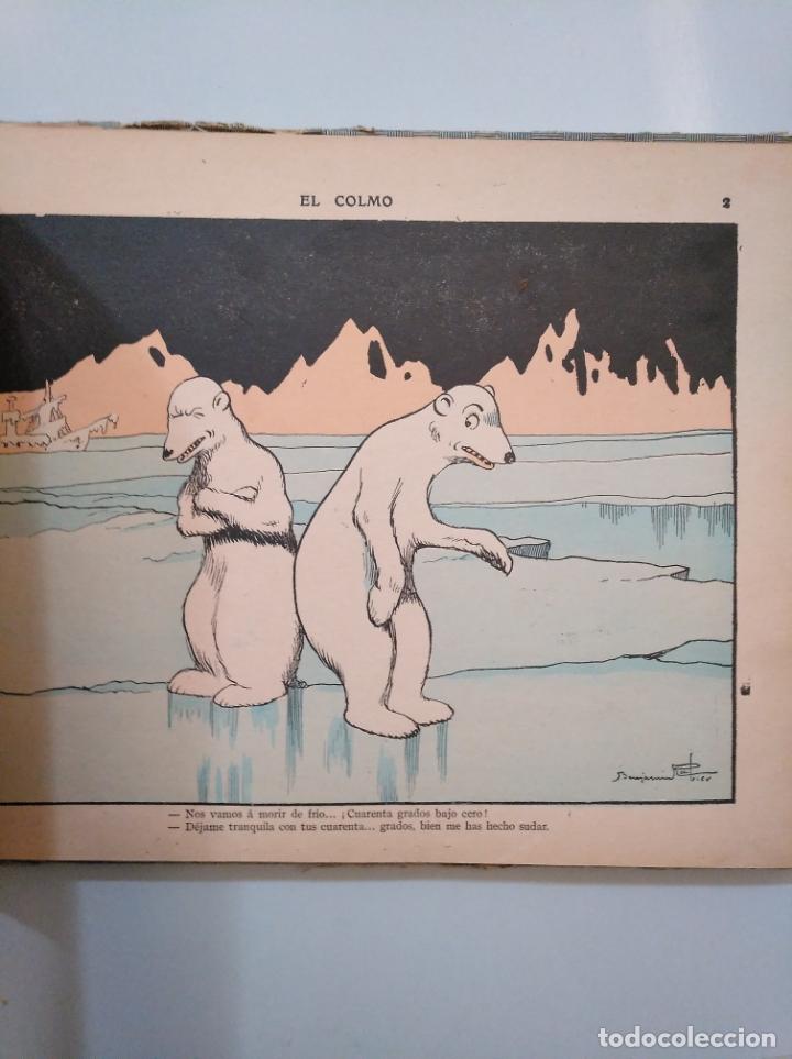 Libros de segunda mano: ¡POBRES ANIMALES! BENJAMIN RABIER. CASA EDITORIAL Garnier Hermanos. PARIS. TDK376 - Foto 3 - 158359066