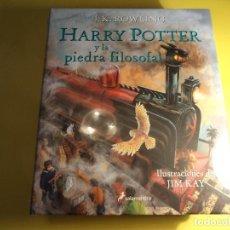 Libros de segunda mano: HARRY POTTER Y LA PIEDRA FILOSOFAL. J.K. ROWLING. Lote 161558726