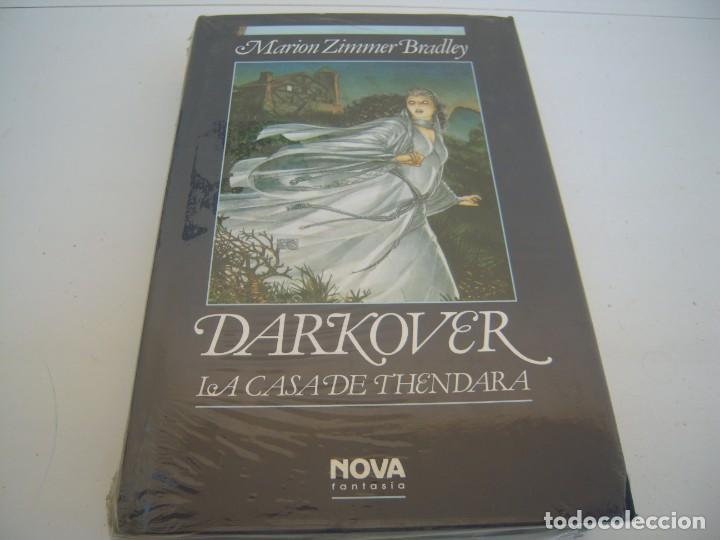 DARKOVER LA CASA DE THENDARA (Libros de Segunda Mano - Literatura Infantil y Juvenil - Otros)
