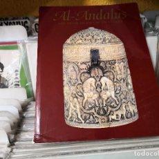 Libros de segunda mano: AL-ANDALUS - LAS ARTES ISLAMICAS EN ESPAÑA -JERRILYNN DODDS - . Lote 158425522