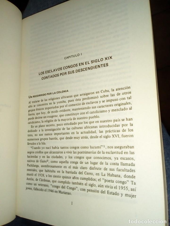 Lydia Cabrera, reglas de congo  Palo monte mayombe