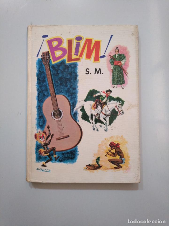 BLIM! MARTÍN VALMASEDA. EDICIONES S.M. 1972. TDK379 (Libros de Segunda Mano - Literatura Infantil y Juvenil - Otros)