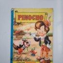 Libros de segunda mano: PINOCHO. COLECCION PARA LA INFANCIA. JULIO 1958. EDITORIAL BRUGUERA. TDK379. Lote 158536190