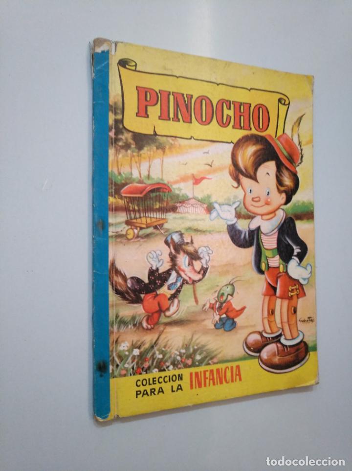 Libros de segunda mano: PINOCHO. COLECCION PARA LA INFANCIA. JULIO 1958. EDITORIAL BRUGUERA. TDK379 - Foto 2 - 158536190