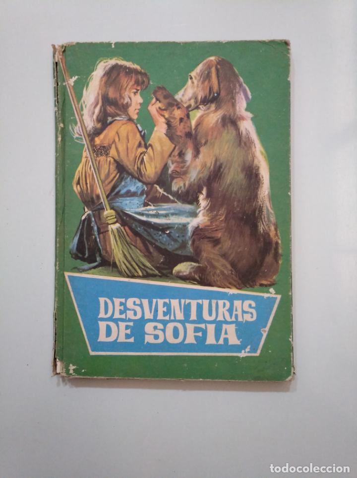 DESVENTURAS DE SOFÍA. CONDESA DE SEGUR. COLECCION JUVENIL FERMA. TDK379 (Libros de Segunda Mano - Literatura Infantil y Juvenil - Otros)