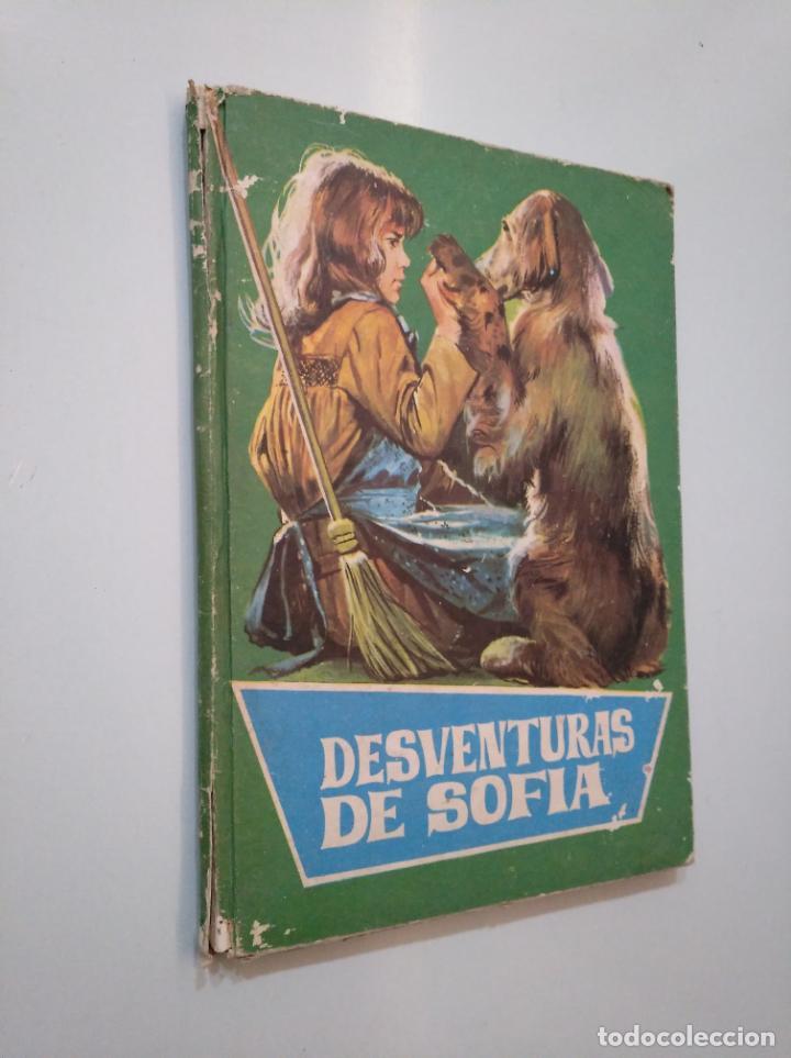Libros de segunda mano: DESVENTURAS DE SOFÍA. CONDESA DE SEGUR. COLECCION JUVENIL FERMA. TDK379 - Foto 4 - 158537410