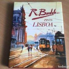 Libros de segunda mano: REAL BORDALO PINTA LISBOA - EN PORTUGUÉS. Lote 158539186