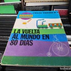 Libros de segunda mano: LA VUELTA AL MUNDO EN 80 DIAS * JULIO VERNE * Nº 1 * JAIMES-LIBROS * ILUSTRACIONES BEAUMONT. Lote 158577254