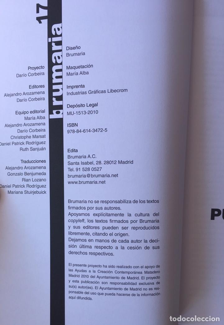 Libros de segunda mano: Violencias expandidas. Madrid: Brumaria, DL 2010. - Foto 2 - 158579006