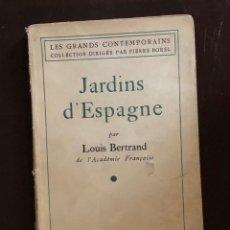 Libros de segunda mano: JARDINS DÉSPAGNE(20€). Lote 158591942