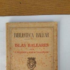 Gebrauchte Bücher - Biblioteca balear Islas Baleares tomo IV - 158599998