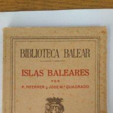 Gebrauchte Bücher - Biblioteca balear Islas Baleares tomo VIII - 158600370