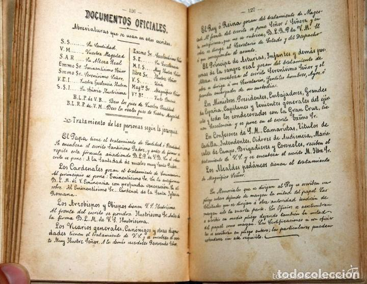 Libros de segunda mano: MANUSCRITO METODICO POR A. BORI Y FONTESTA - Foto 2 - 158653506