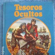 Libros de segunda mano: AVENTURAS DE LA HISTORIA, Nº 4: TESOROS OCULTOS. ED. MOLINO BARCELONA 1980. MUY BUEN ESTADO. Lote 158762978