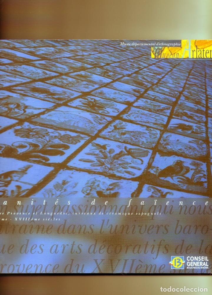 AZULEJOS ESPAÑOLES SIGLOS XV AL XVIII- (Libros de Segunda Mano - Bellas artes, ocio y coleccionismo - Otros)