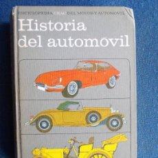 Libros de segunda mano: HISTORIA DEL AUTOMOVIL CEAC. Lote 158850898