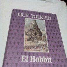 Libros de segunda mano: RZ. LIBRO BUENO EL HOBBIT, DE J.R.R.TOLKIEN,MIDE APROX14X22. ,TIENE. 227. PAGINAS. Lote 158873150