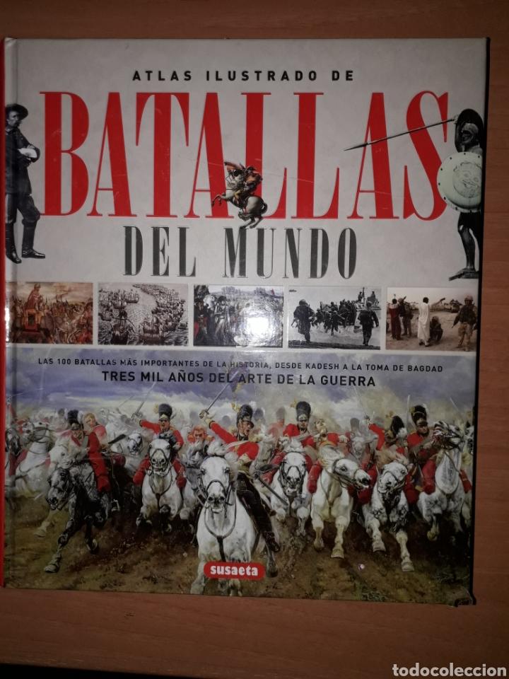 BATALLAS DEL MUNDO, SUSAETA (Libros de Segunda Mano - Historia - Otros)