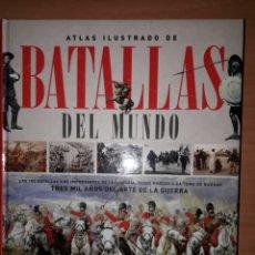 Libros de segunda mano: BATALLAS DEL MUNDO, SUSAETA. Lote 158888776