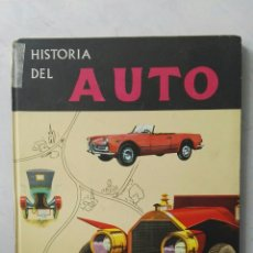 Libros de segunda mano: HISTORIA DEL AUTO 1963. Lote 158890938