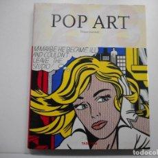 Libros de segunda mano: TILMAN OSTERWOLD POP ART Y93444. Lote 159046870
